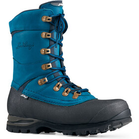 Lundhags W's Mira II High Boots Petrol/Eclipce Blue